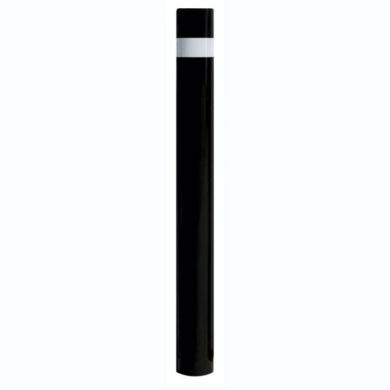 pilona fija cilindro negra