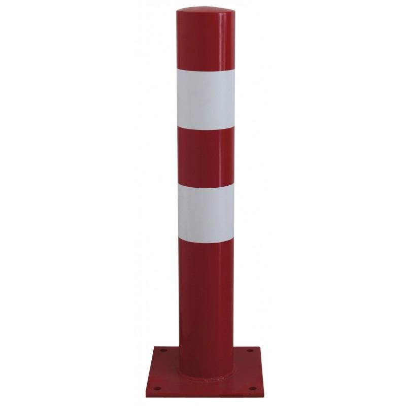 Pilona Protec roja / blanca