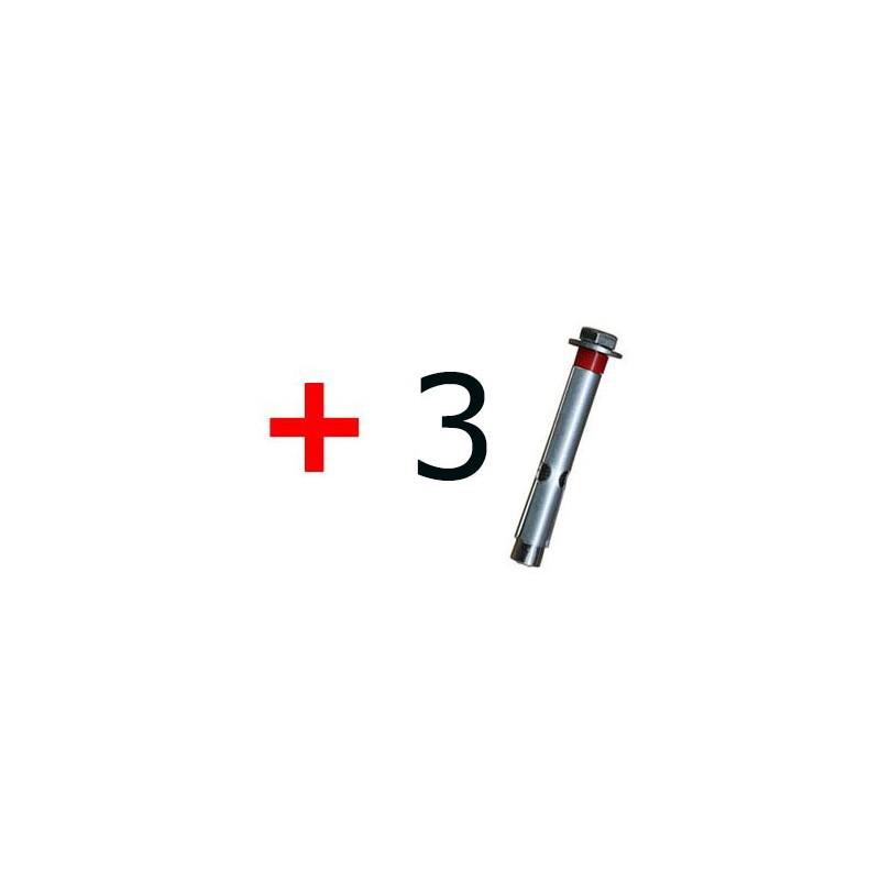 3 tornillos T11L
