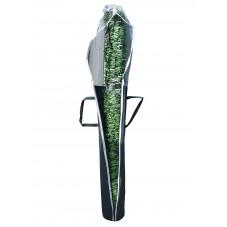 seto artificial verde 3x1,5 m
