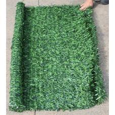 seto artificial verde 3x2 m
